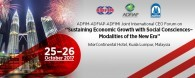 "ADFIM-ADFIAP-ADFIMI Joint International CEO Forum on ""Sustaining Economic Growth with Social Consciences – Modalities of the New Era"", InterContinental Hotel, Kuala Lumpur, Malaysia, 25 – 26 October 2017"